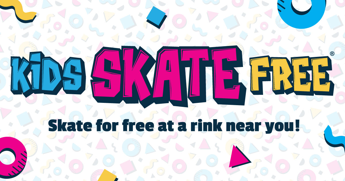 Kids Skate Free - Find a Rink Near You and Join the Fun!